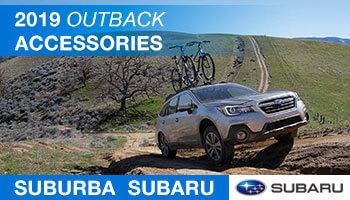 Equip your Subaru, with Genuine Subaru Accessories